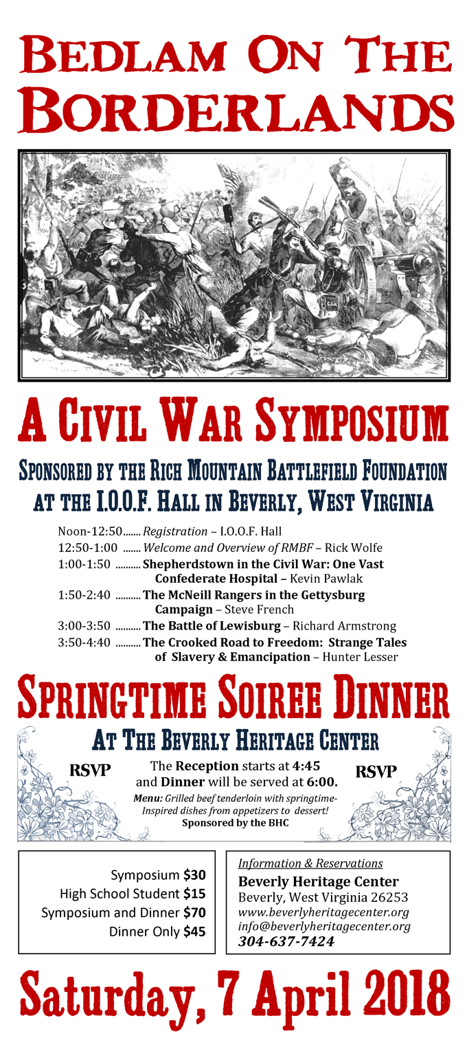 Civil War Seminar 2018