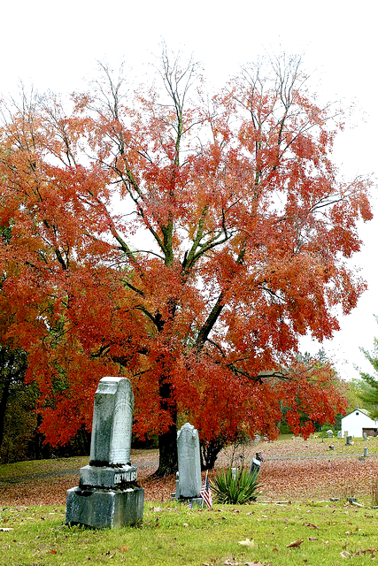 Beverly Cemetery  2015